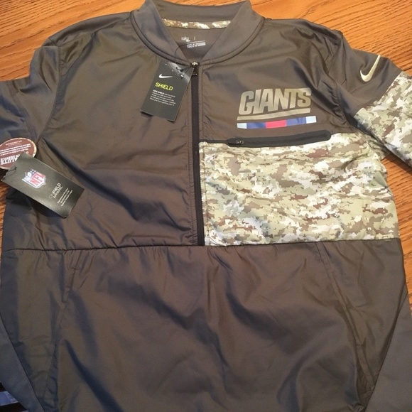 Nike New York Giants Salute to Service jacket L 11a5a5769
